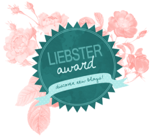 Liebster Award!!!!